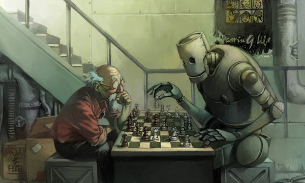 play_chess_with_robot_by_cuson